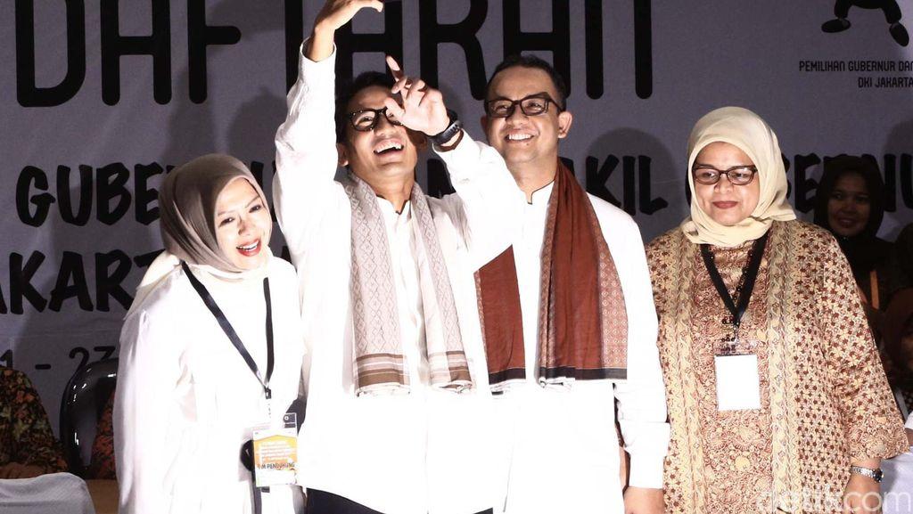 Gerindra: Pilgub DKI Bakal Dua Putaran, Anies Bisa Kalahkan Ahok
