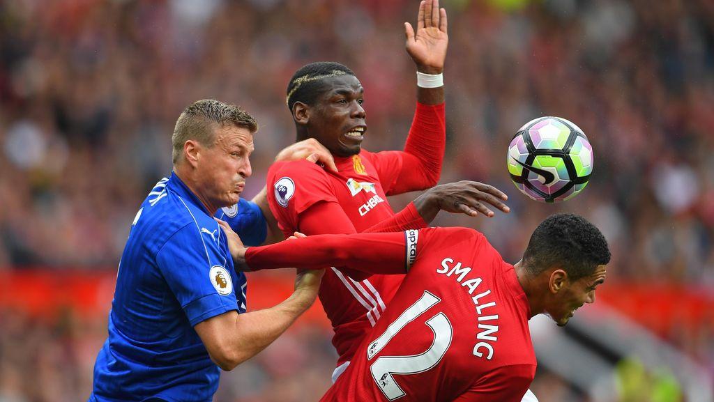 Perubahan Aturan Bikin Leicester Kagok Hadapi Situasi Bola Mati