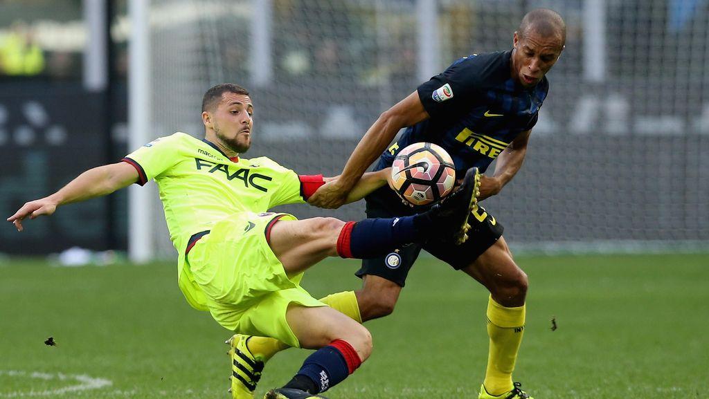 Bologna Puas Bisa Imbangi Inter