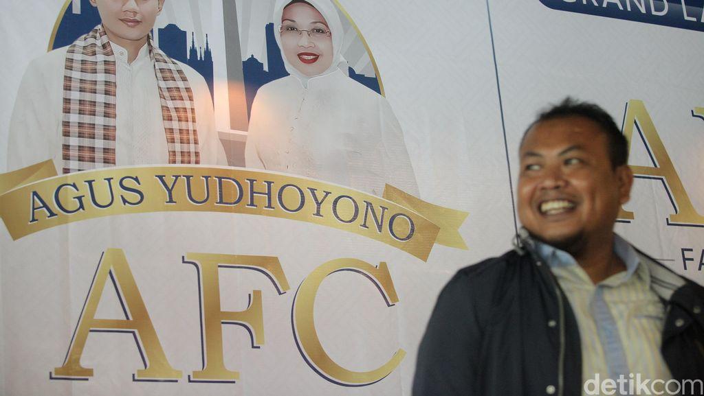 Relawan Agus Harimurti-Sylviana Murni Deklarasikan Agus Fans Club