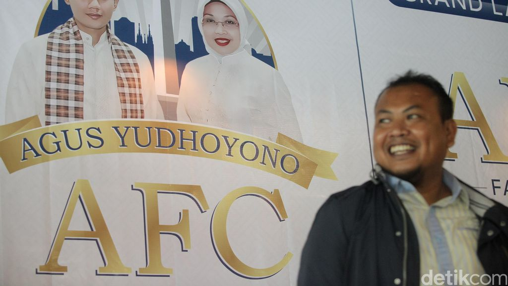 Pendukung Agus Yudhoyono Deklarasikan Agus Fans Club (AFC)