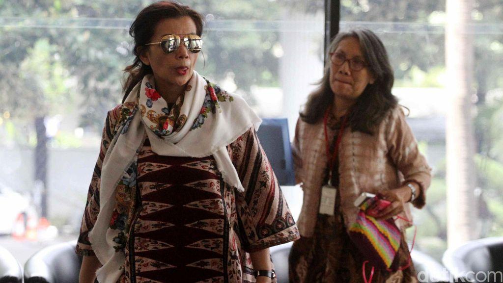 Kasus Suap Gula Impor, Istri dan Ajudan Irman Gusman Dipanggil KPK