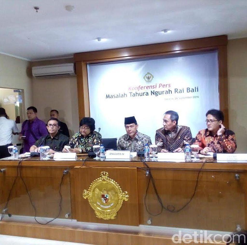 BPK: Ada Swasta Hingga Pemerintah Tempati Lahan di Tahura Ngurah Rai