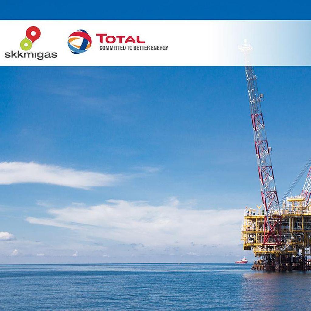Gas Alam Blok Mahakam untuk Indonesia