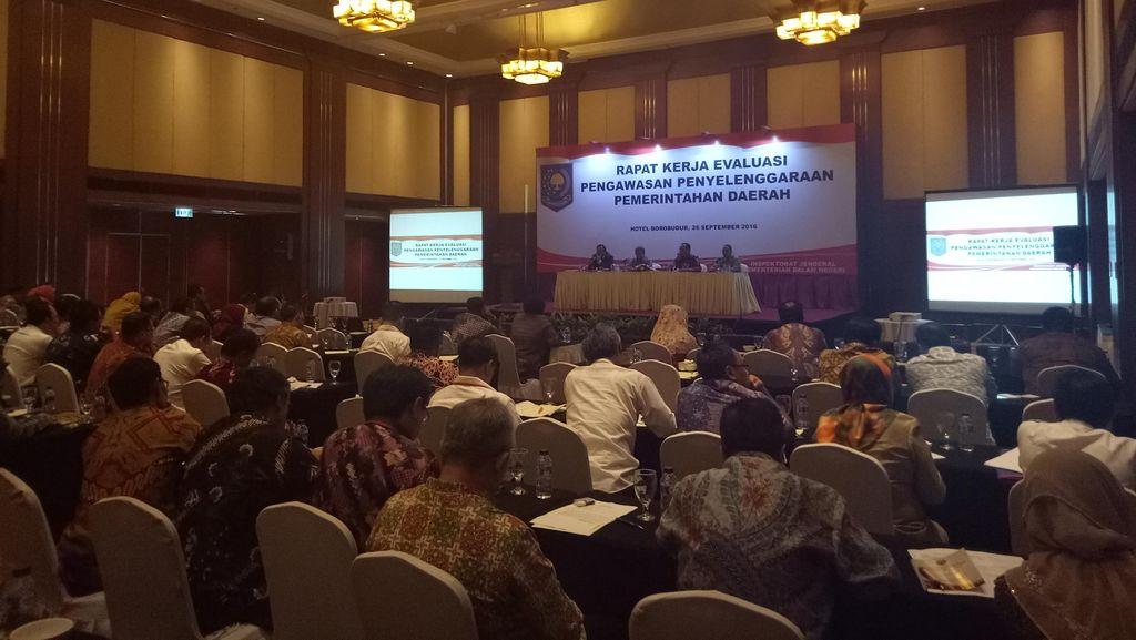 Mendagri: KPK Soroti Sumut, Riau, Banten dan Papua, Ini Warning
