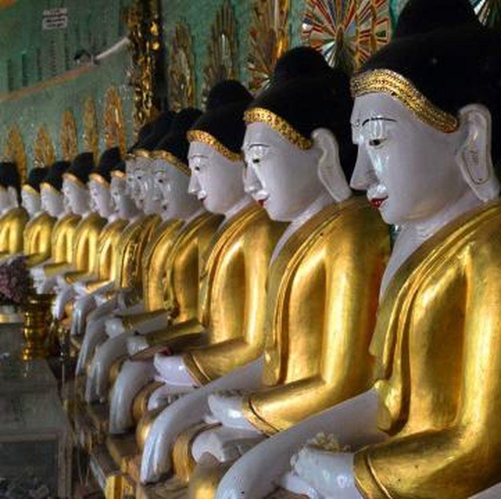 Matikan Pengeras Suara Acara Agama di Myanmar, Turis Belanda Ditahan