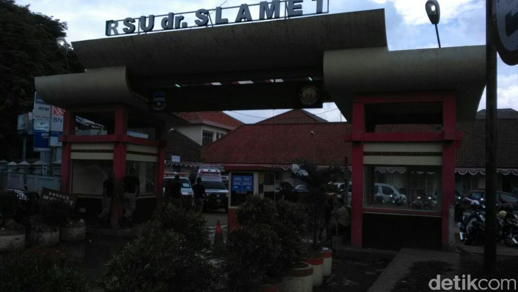 Banjir Bandang Garut, RSU dr Slamet Akhirnya Kembali Beroperasi Hari ini