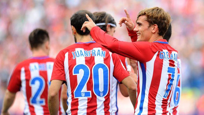 """Bandar Poker - Gol Tunggal Griezmann Menangkan Atletico Madrid"""