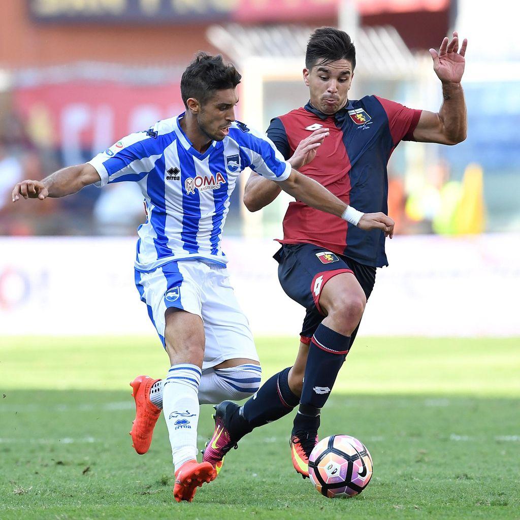 Anak Diego Simeone Bikin Gol pada Debutnya di Serie A