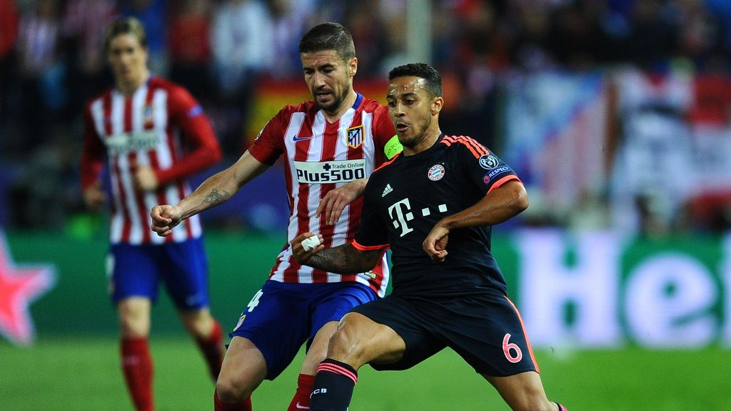 Bayern Tak Pikirkan Balas Dendam