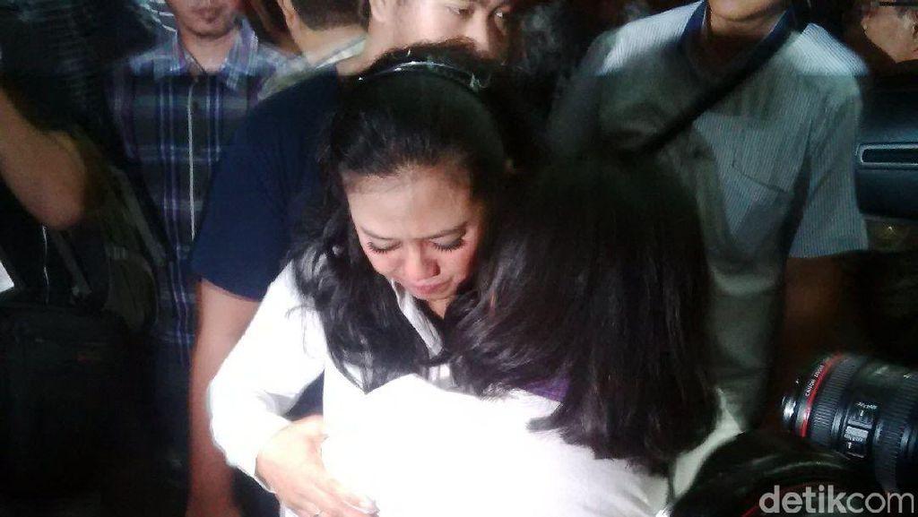 Divonis 4,5 Tahun, Damayanti: Saya akan Menebus Dosa untuk Mengurus Anak