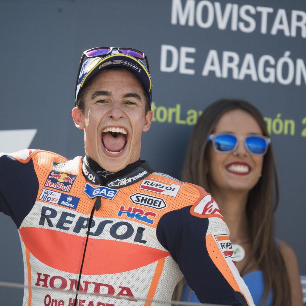 Marquez Akhirnya Naik Podium Teratas Lagi, Samai Jumlah Kemenangan Doohan