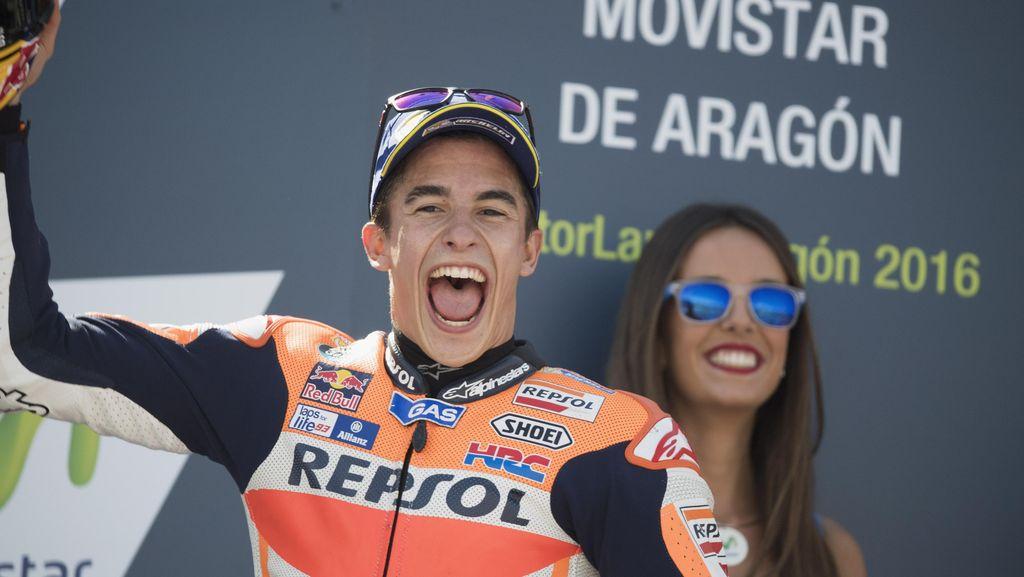 Pentingnya Kemenangan di Aragon bagi Marquez
