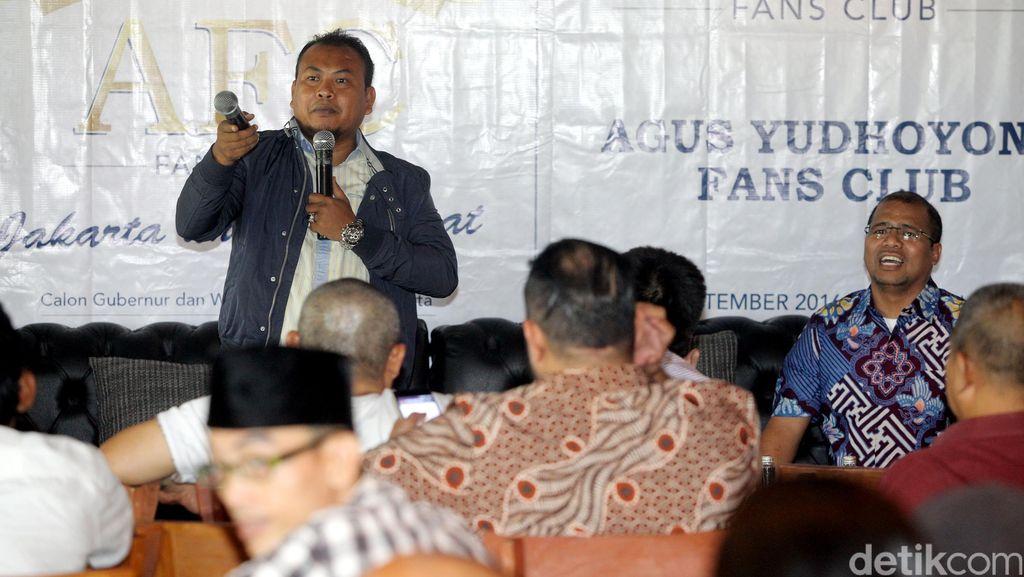 Bikin Agus Harimurti Fans Club, Sirajuddin Siap Dipecat dari Golkar