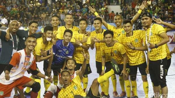 Futsal Maluku Utara: Prestasi Maksimal di Tengah Keterbatasan Fasilitas