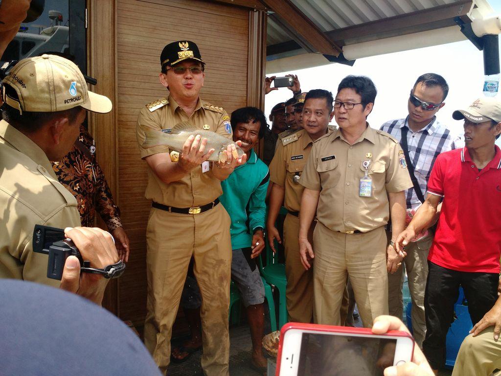 Ahok Ancam Bubarkan Kabupaten Kepulauan Seribu, Ganti dengan Kecamatan