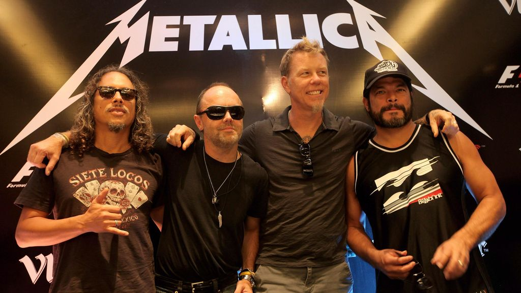 Metallica Resmi Rilis Video Klip 'Moth Into the Flame'