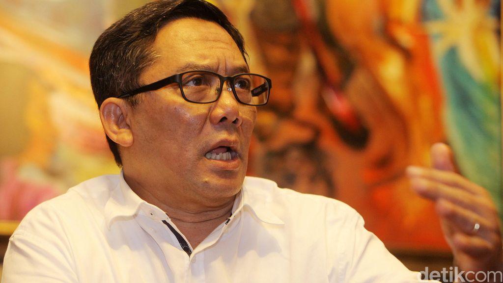 Tutup Lembaran dengan PDIP, Boy Sadikin Tak Ingin Jadi Kutu Loncat ke Gerindra