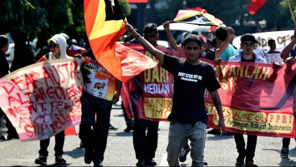 Sengketa Perbatasan Timor Leste-Australia Dibawa ke Pengadilan Arbitrase Belanda
