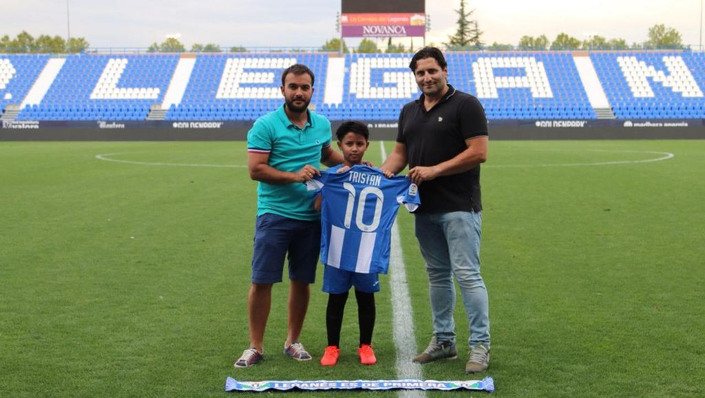 Tristan Alif Masuk Akademi Klub La Liga
