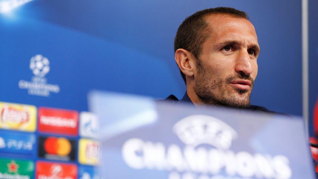 Juventus Berkaca dari Kekalahan Roma Musim Lalu