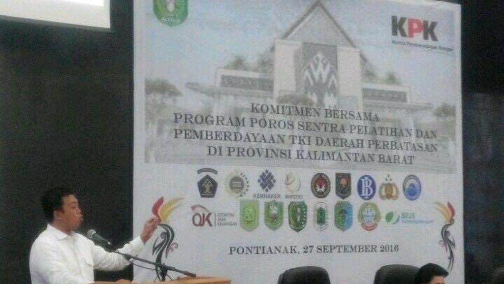 BNP2TKI Rangkul KPK Berantas Pungli TKI
