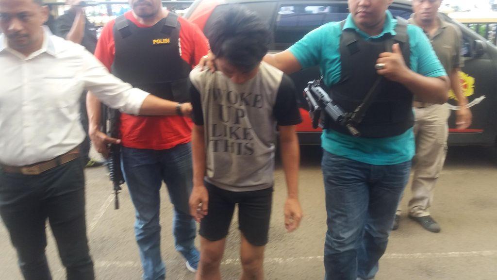 Kepergok Curi CBR dan Melawan Polisi, Robi Ditembak di Kaki