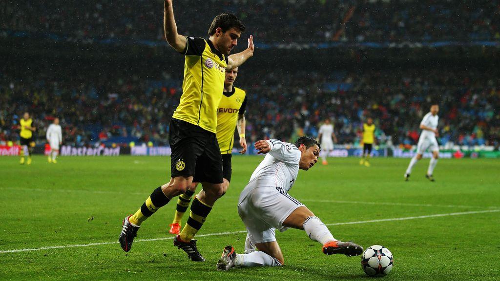 Dortmund Diminta Abaikan Rekor Positif di Kandang atas Madrid