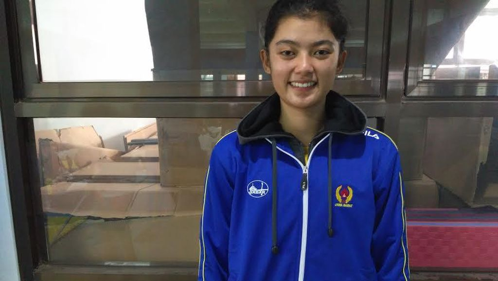Annisa Chintya Medina, Polwan di Arena Taekwondo PON
