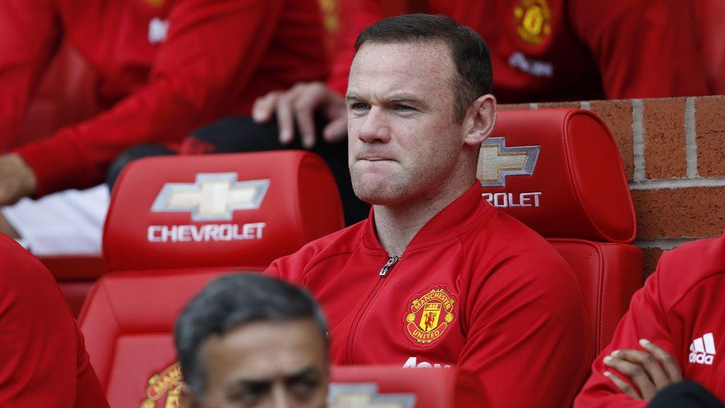 Rooney Diprediksi Bakal Lebih Sering Akrabi Bangku Cadangan