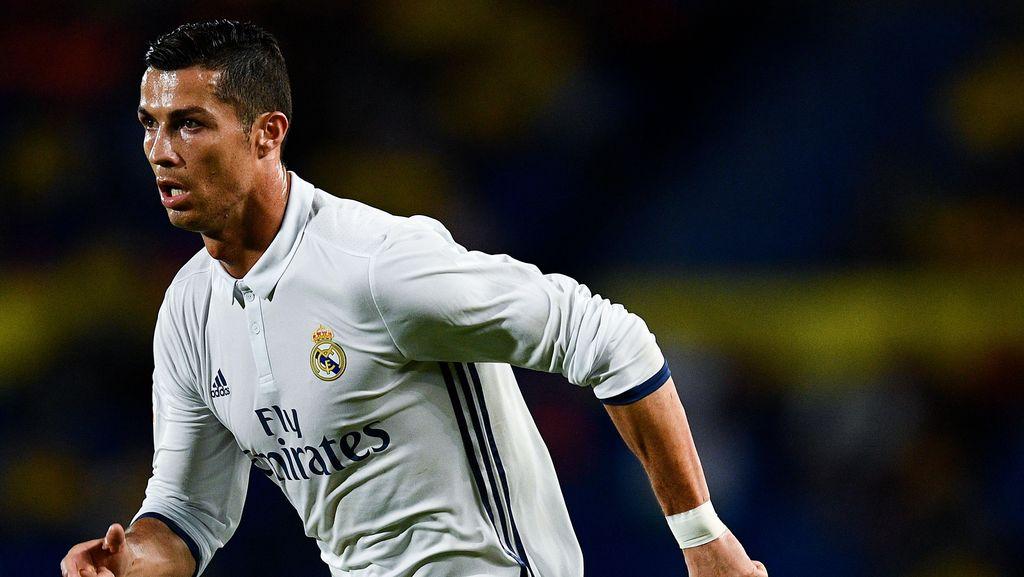 Ronaldo Belum Oke, Dortmund Tetap Waspada