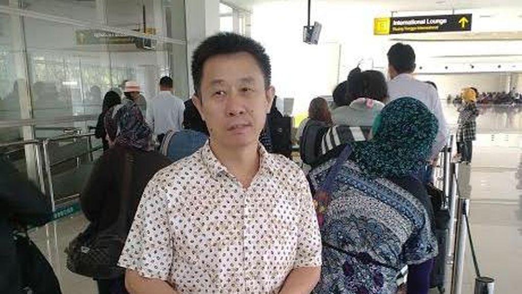 Imigrasi Surabaya Deportasi Seorang WN China