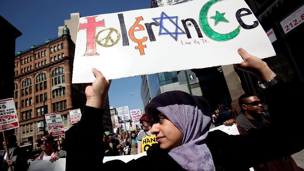 Otoritas New York Gelar Kampanye Melawan Islamofobia