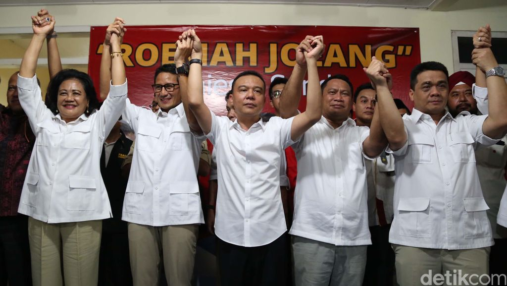 Peresmian Roemah Joeang Anies-Sandi