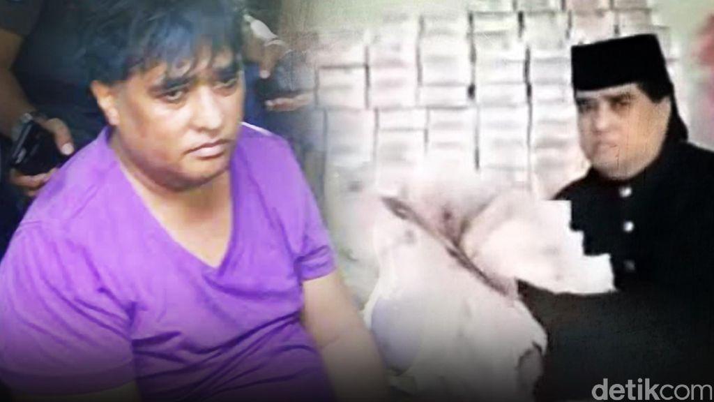 Cerita Lucu Dimas Kanjeng ke Polisi: Jin Saya Lari Terkena Gas Air Mata