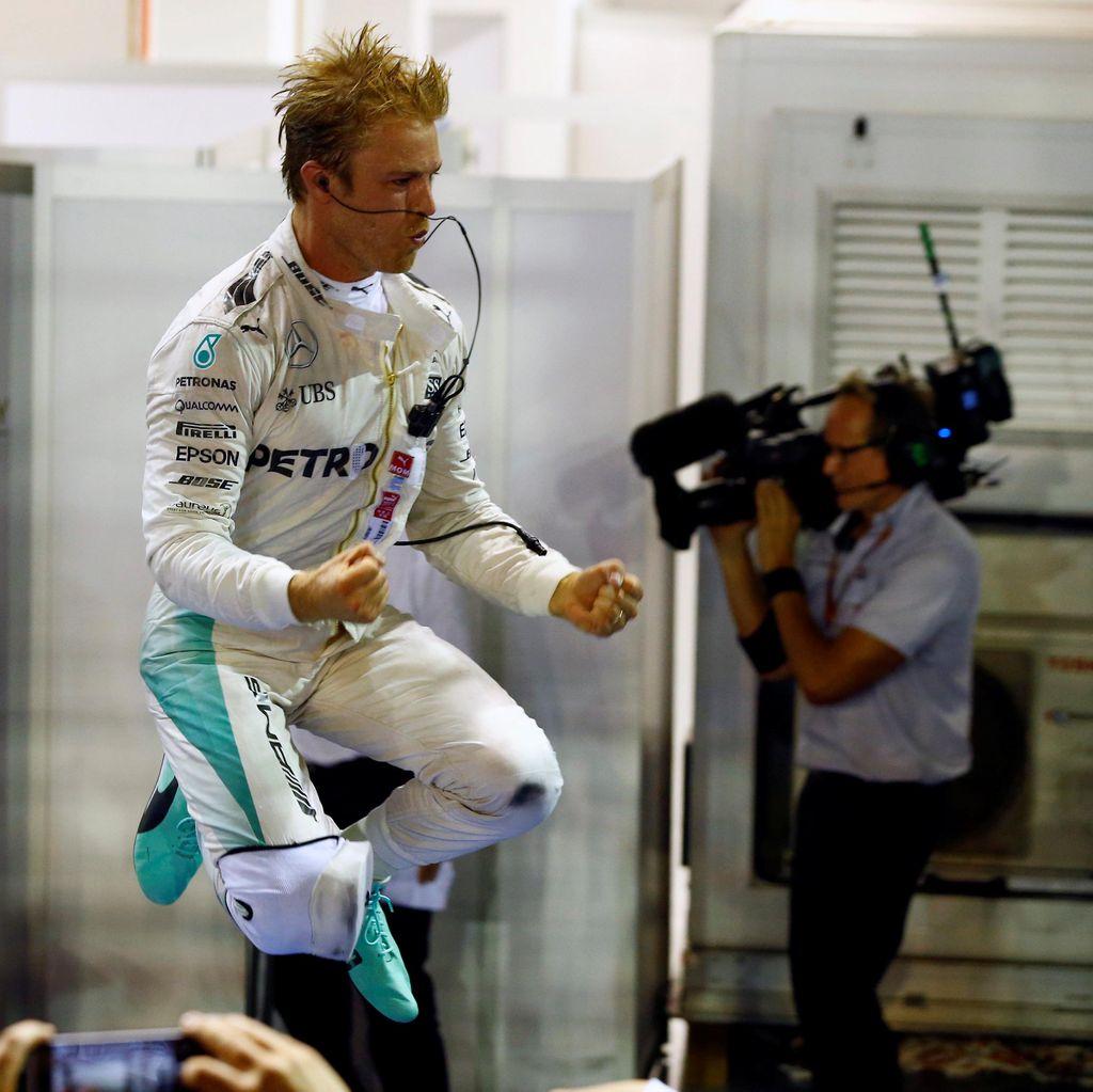 Rosberg Memburu Kemenangan Pertama di Sepang