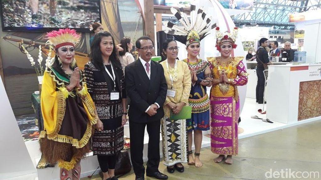 Jelang Liburan Musim Dingin, Jumlah Turis Rusia ke Indonesia Melonjak