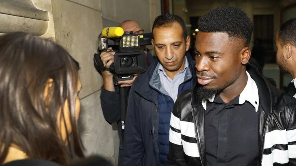 Serang Polisi, Bek PSG Dihukum Penjara Dua Bulan