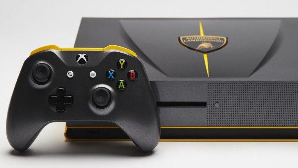 Xbox One S Lamborghini Tampil Menawan