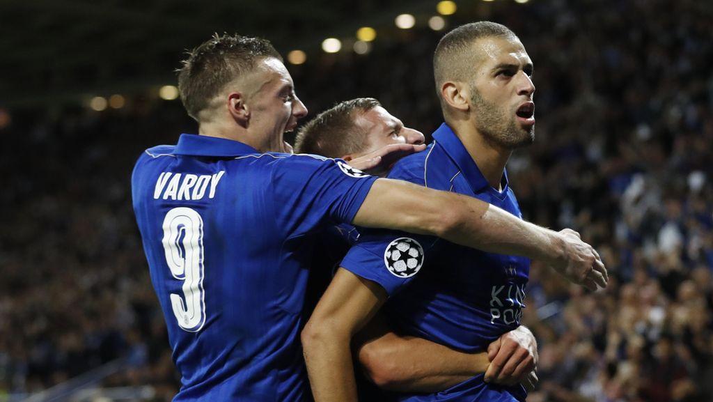 Respons Bagus Leicester Usai Kekalahan di Old Trafford