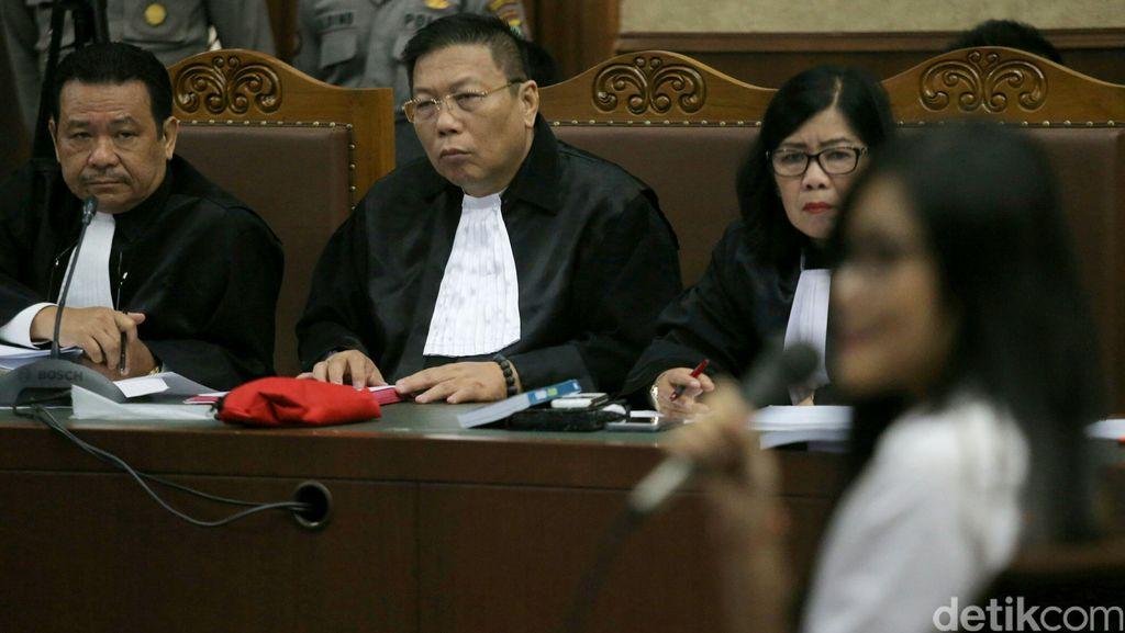 Jessica Wongso Sering Menjawab Lupa, Otto: Kami Tak Diberi BAP Oleh Jaksa