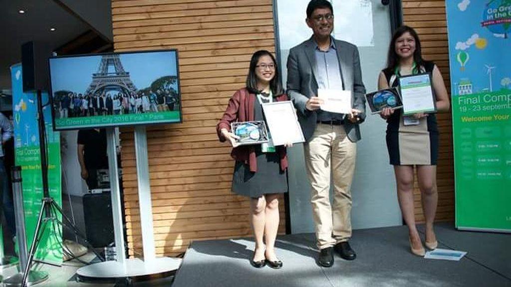 Ubah Energi Pintu Putar Halte Busway Jadi Listrik, Mahasiswa UI Juara Dunia