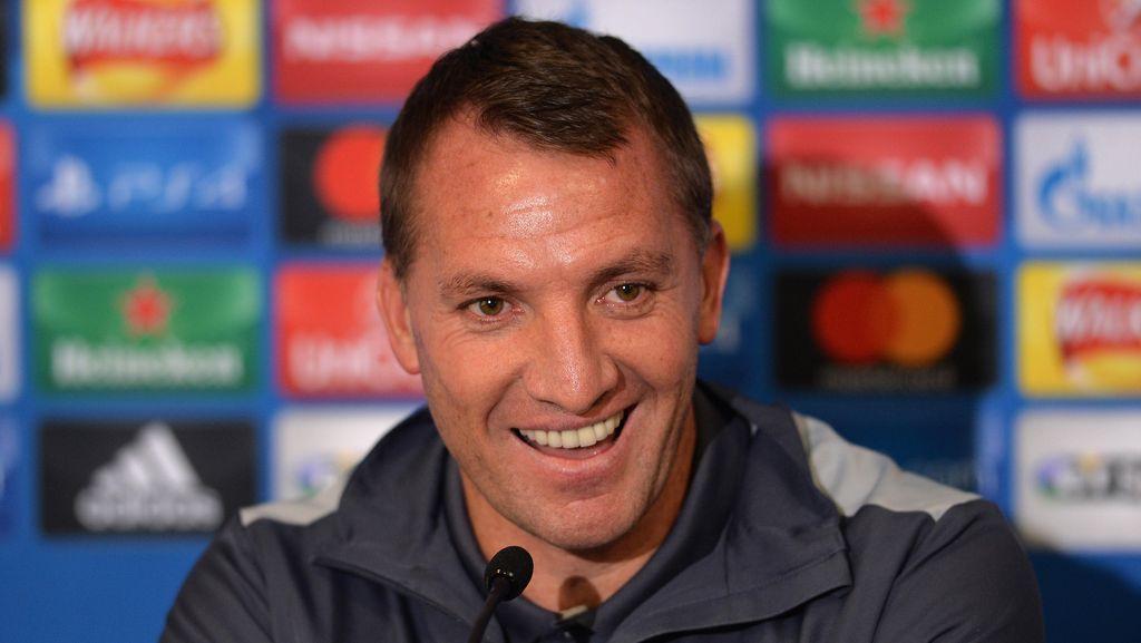 Rodgers Nilai City Sudah Naik Level bersama Guardiola
