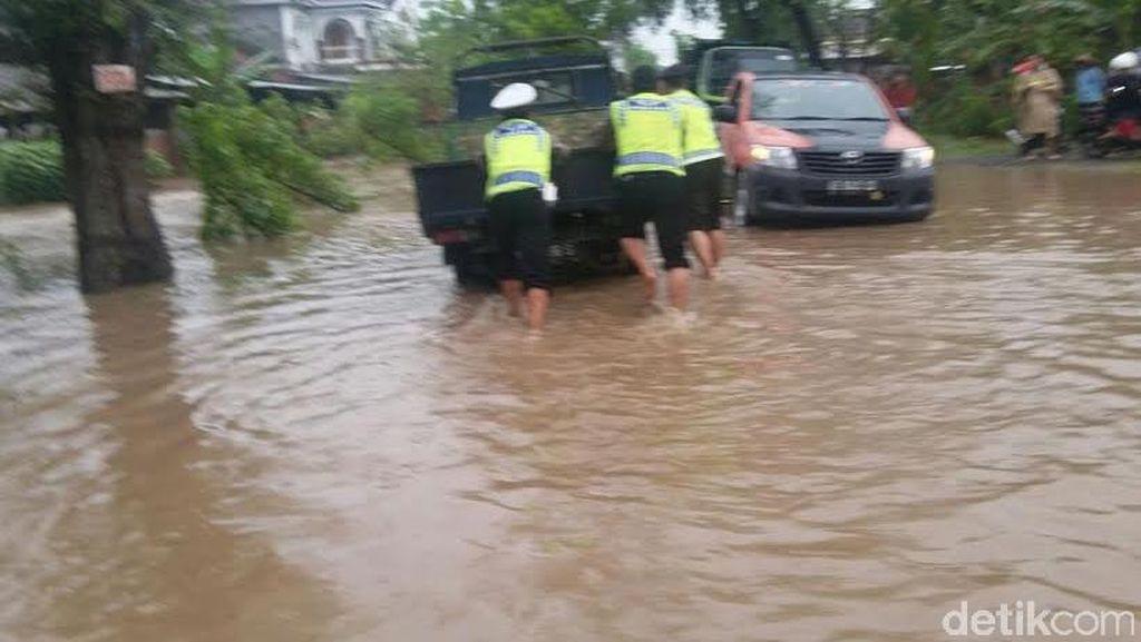 Banjir Rendam Tiga Kecamatan di Ponorogo, Sekolah Diliburkan