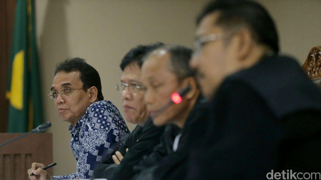 Edy Nasution Jalani Sidang Lanjutan