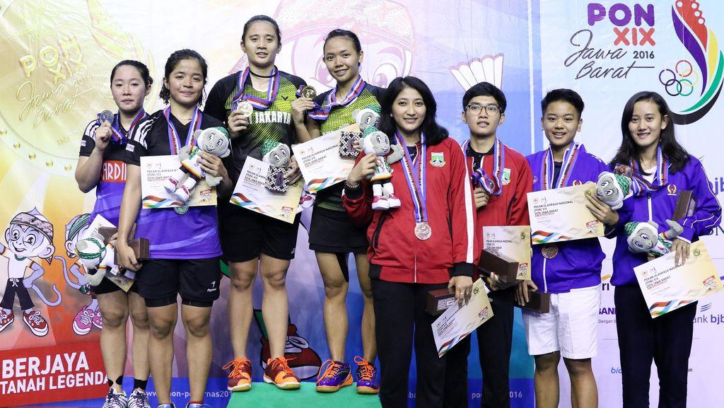 DKI Jakarta Juara Umum Bulutangkis