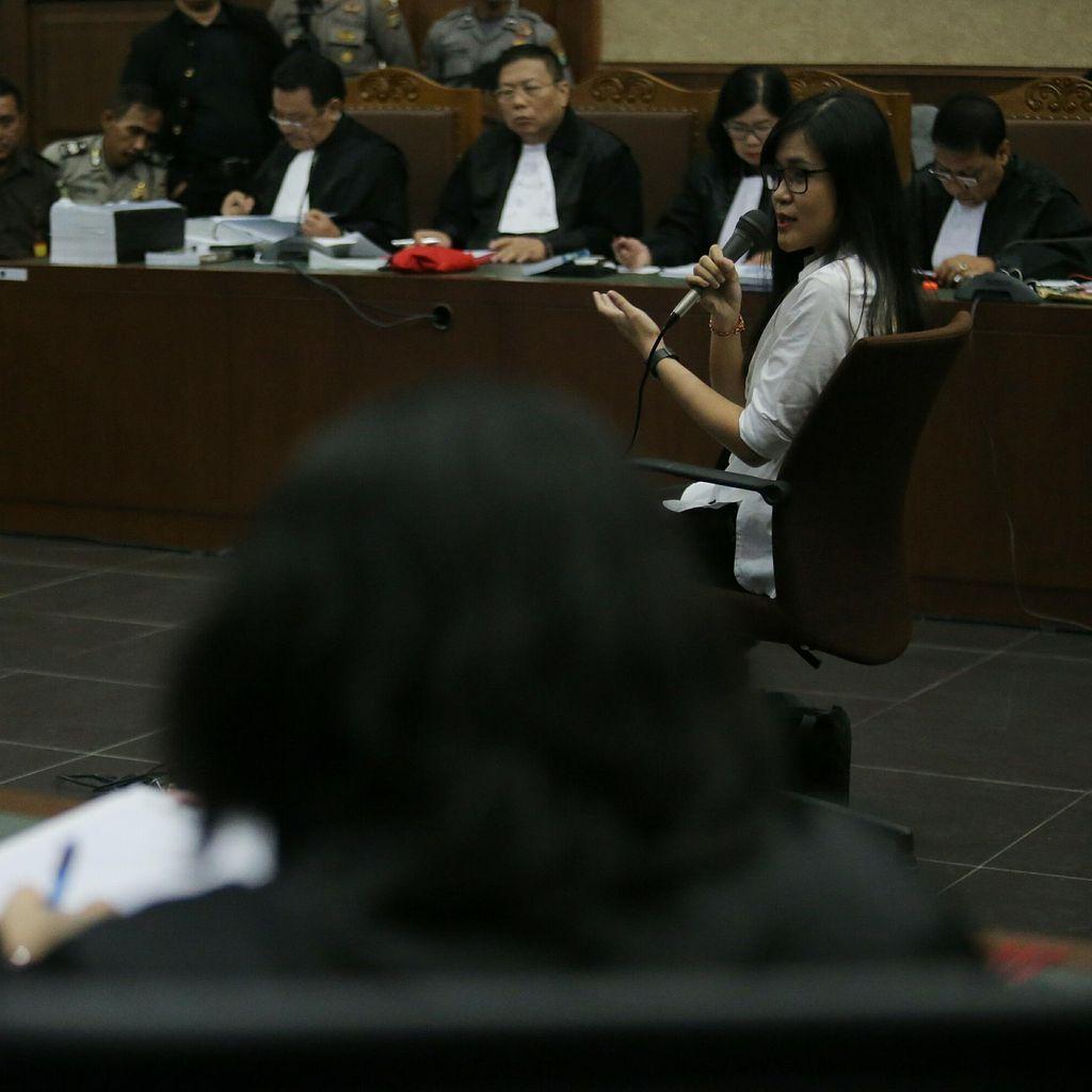 Jessica Wongso Sempat Tanya ke Pegawai Kafe Kopi Dicampur Apa?