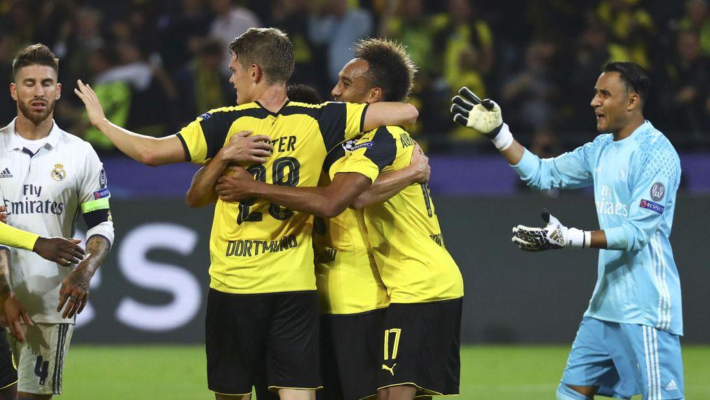 Dortmund Seri Lawan Madrid, Tuchel: Hasil Imbang yang Pantas