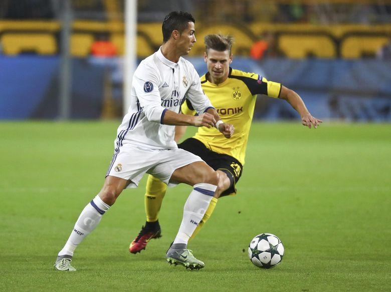 Dortmund Imbang Kontra Real Madrid 2-2