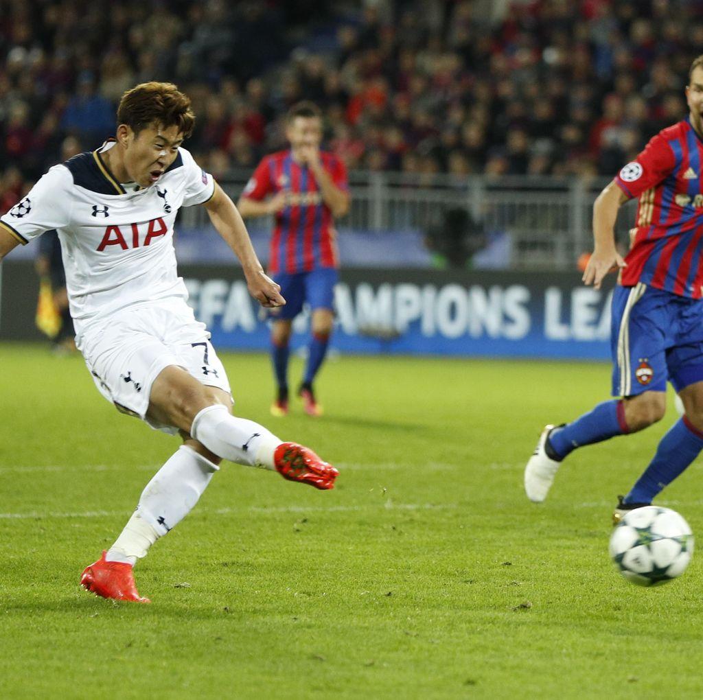 Son Samai Park dan Statistik Lain dalam Kemenangan Spurs atas CSKA
